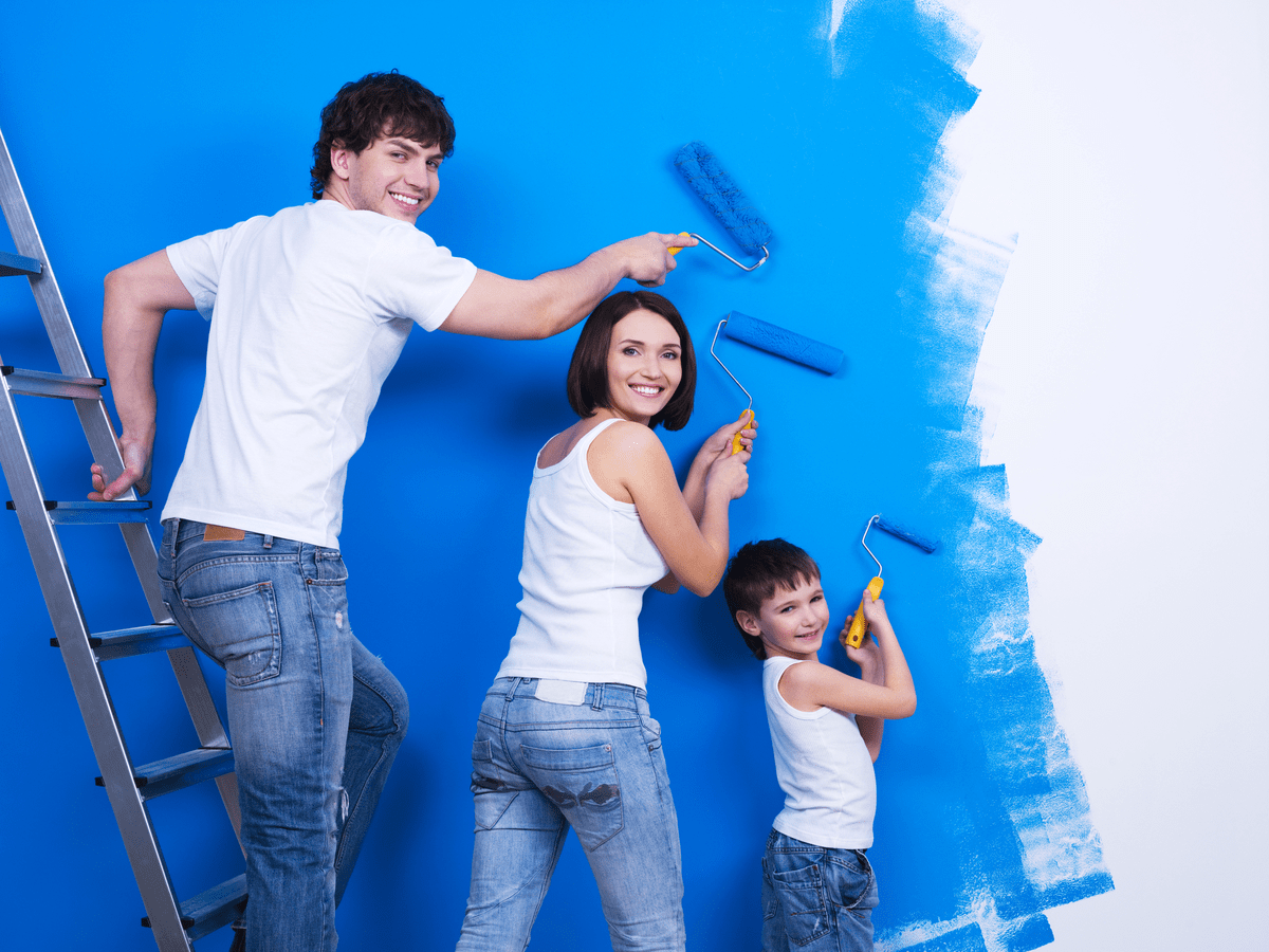 How to Paint Accent Walls