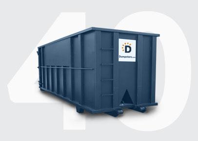 Get a 4 Cubic Yard Dumpster Rental | Dumpsters com