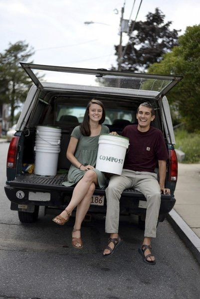 Roots Compost Co-founders