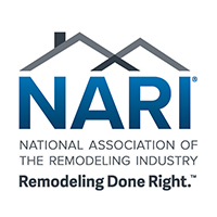 The National Association of the Remodeling Industry (NARI) logo