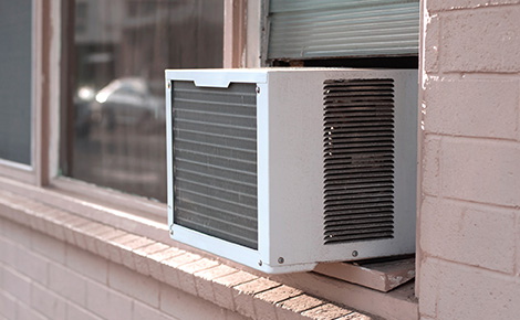 picture of a window ac unit