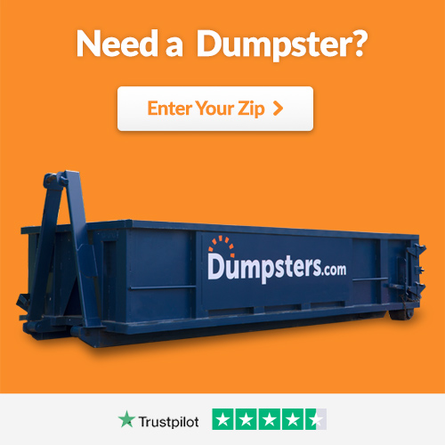 need a dumpster? enter your zip