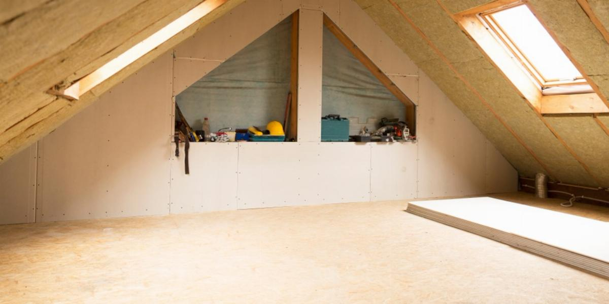 Attic Organization Ideas You Ll Actually Use Dumpsters