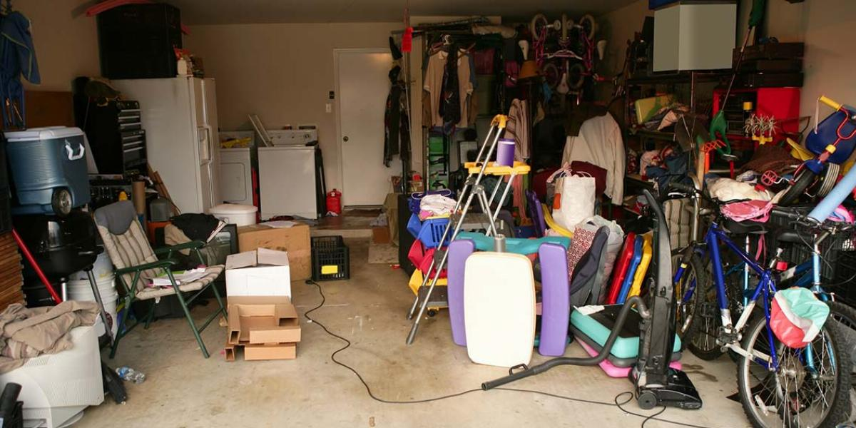 Before You Organize How To Clean Out Your Garage Dumpsters