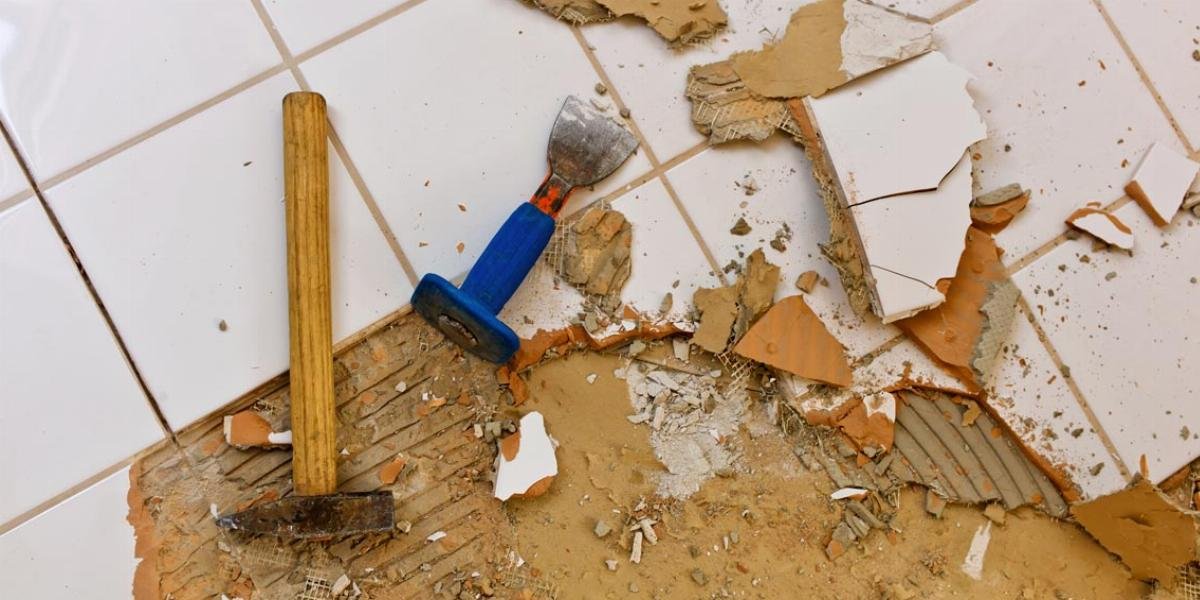How To Remove Tile An Easy Diy Guide