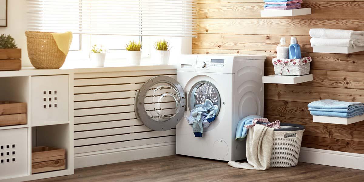 7 Laundry Room Renovation Ideas