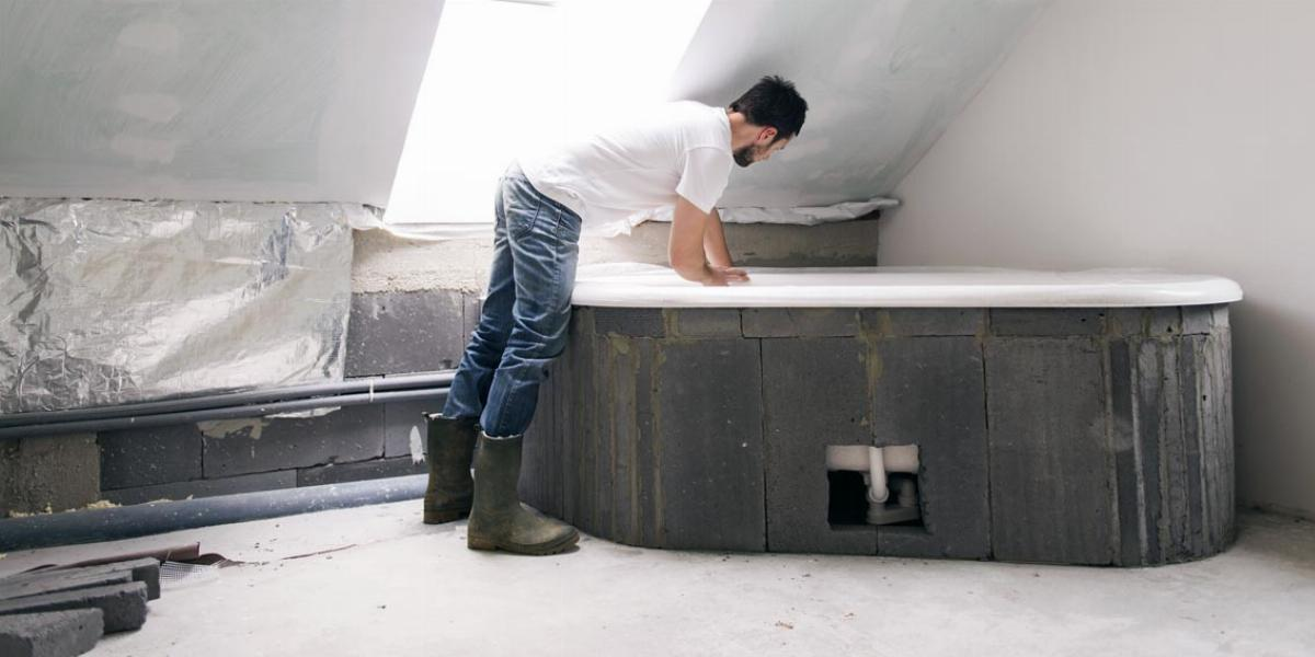 How To A Remove Bathtub Yourself And Save Dumpsters