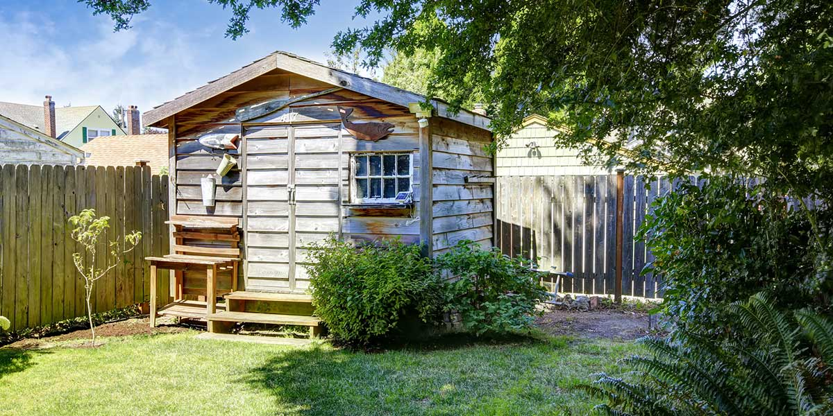 How To Tear Down A Shed Diy Removal Guide Dumpsters Com