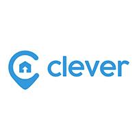 Clever Real Estate Logo.