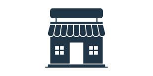 Retail Shop Graphic.