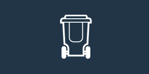 curbside trash can icon