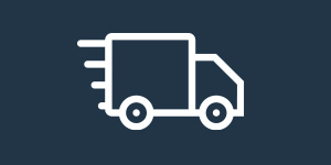 junk removal truck icon