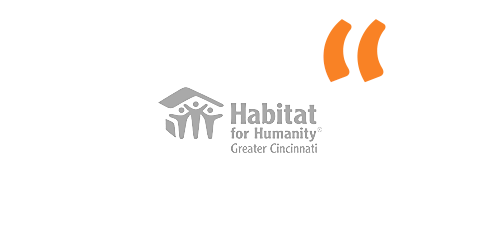 Habitat for Humanity Greater Cincinnati Logo.