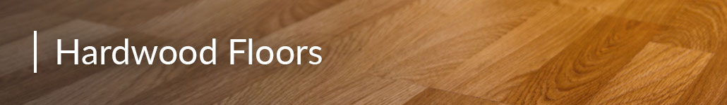Hardwood Flooring in a Banner Photo.