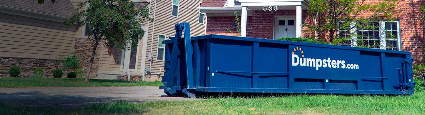 20 Yard Roll Off Dumpster Size, Price and Capacity