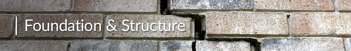 A Brick Wall Showing Significant Structural Issues.