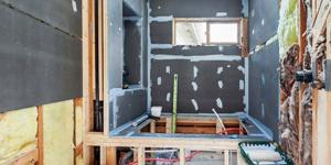 A Bathroom Demolition Project.