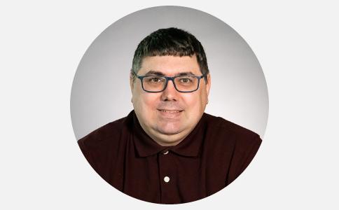 Keith Osmun Headshot