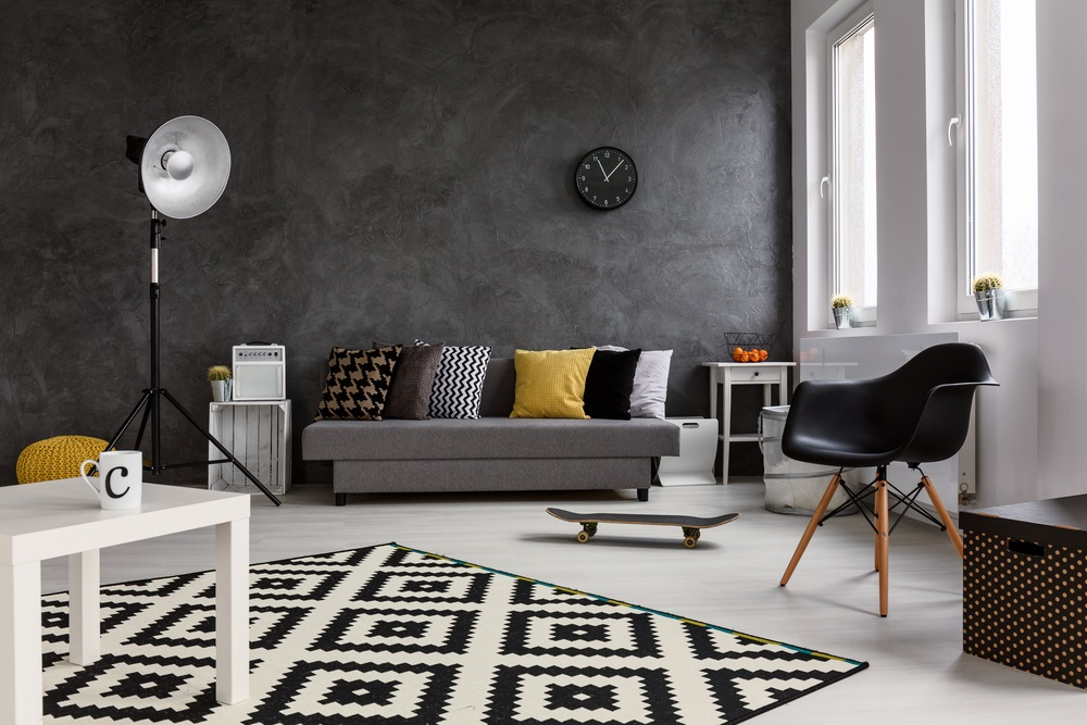 Bold Living Room Paint Colors