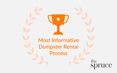 Top 5 Dumpster Rental Company Given By The Spruce.