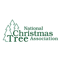 Logo for National Christmas Tree Association.