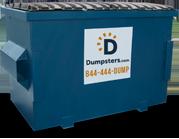 permanent dumpster service