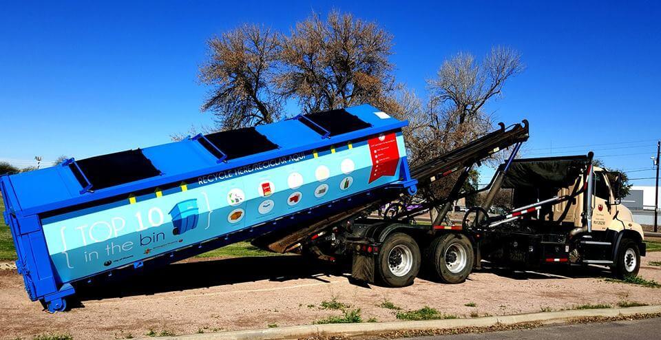 Phoenix Green Business Leader Program Recycling