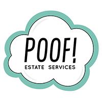 Poof Estate Services Logo