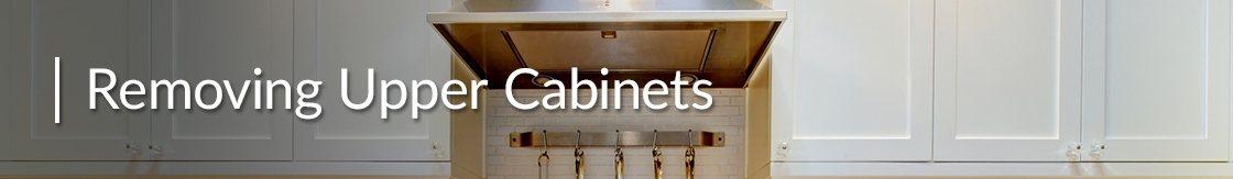 Modern White Kitchen Cabinets.