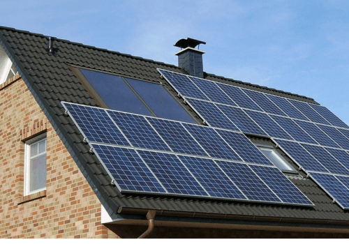 Solar roofing companies