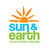 Sun & Earth Logo.