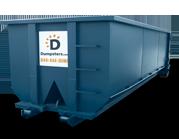 temporary dumpster service
