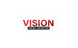 Vision General Contractors Logo.