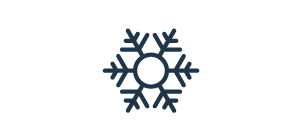 graphic of a snowflake