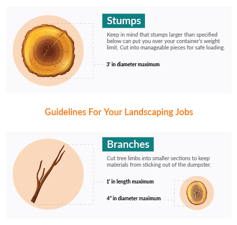 Stump and Branch Disposal Guidelines